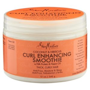 Shea Moisture Curl Enhancing Smoothie to Protect Natural Hair