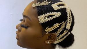 DIY Flair natural hairstyles, clip ins