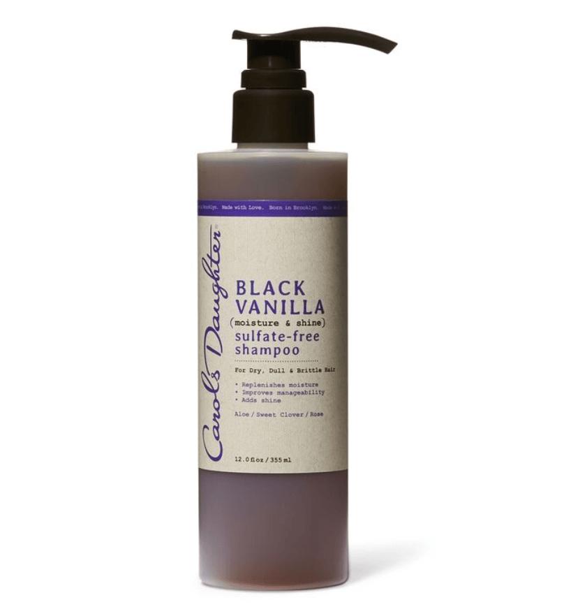 Carol's Daughter Black Vanilla Sulfate-free Shampoo for Natural Hair