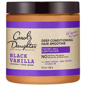 Carol's Daughter Black Vanilla Deep Conditioning Hair Smoothie