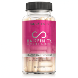 Hairfinity natural hair vitamins