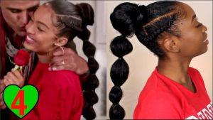 Yara Shahidi Amor Antasia Hair Tutorial